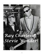 Ray Charles & Stevie Wonder!
