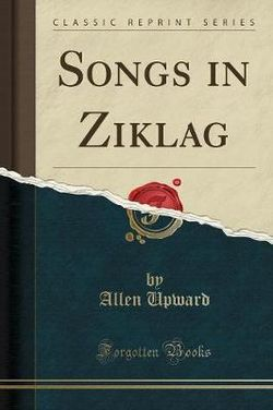 Songs in Ziklag (Classic Reprint)