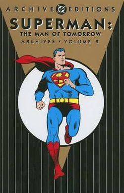 Superman: Man of Tomorrow Archives Vol 2
