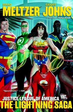 Justice League Of America, Vol. 2 The Lightning Saga