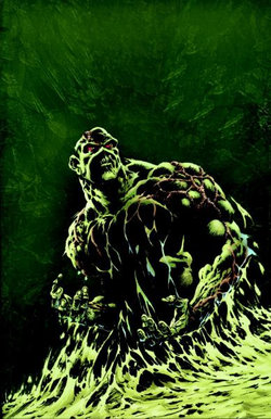 DC Library: Roots of the Swamp Thing