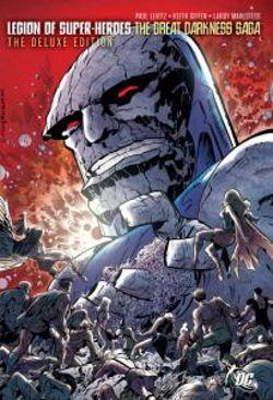 Legion of Super-Heroes Great Darkness Saga Dlx