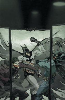 Batman: Impostors