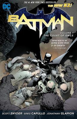 Batman Volume 1: The Court of Owls (The New 52)