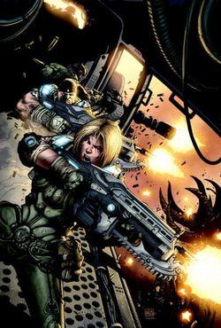 Gears of War: Dirty Little Secrets Book 3
