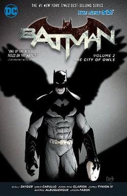 Batman Volume 2: The City of Owls (The New 52)