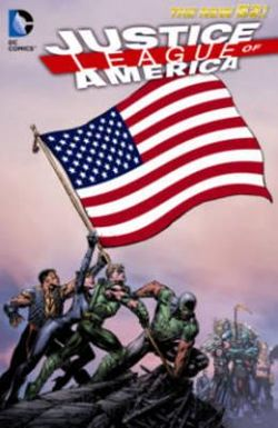 Justice League Of America Vol. 1 World's Most Dangerous (The New 52)