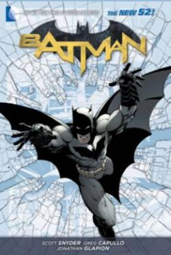 Batman Volume 6: Graveyard Shift (The New 52)