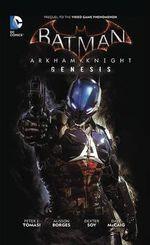 Arkham Knight Genesis