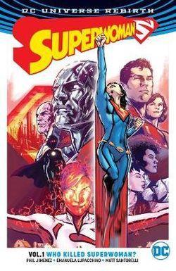 Who Killed Superwoman?