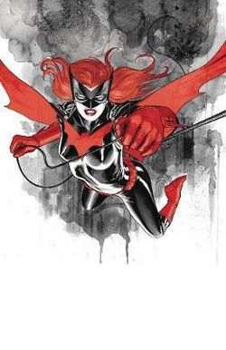 Batwoman by Greg Rucka and J. H. Williams