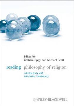 Reading Philosophy of Religion