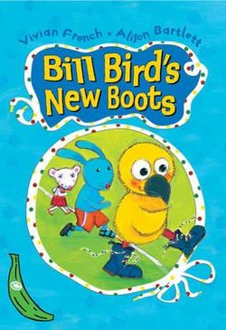 Bill Bird's New Boots