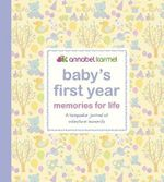Baby's First Year Memories for Life