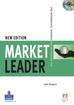 Market Leader Pre-Intermediate Practice File with Audio CD Pack New Edition