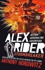 Alex Rider Bk 1: Stormbreaker
