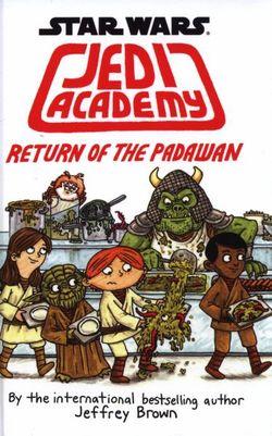 Return of the Padawan