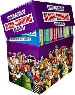 Horrible Histories Blood-Curdling Box of Books