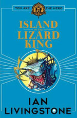 Fighting Fantasy: Island of the Lizard King
