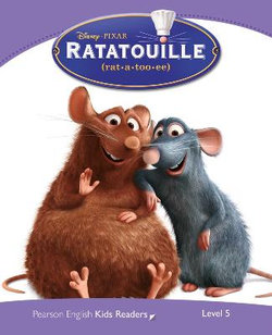 Pearson English Kids Readers Level 5: Ratatouille