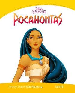 Pearson English Kids Readers Level 6: Pocahontas