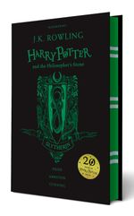 Harry Potter and the Philosopher's Stone Slytherin Edition