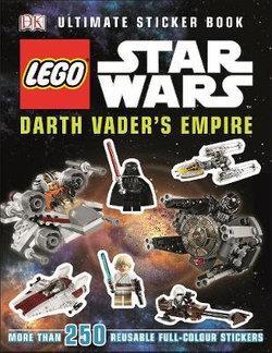 LEGO (R) Star Wars (TM) Darth Vader's Empire Ultimate Sticker Book