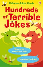 Hundreds of Terrible Jokes