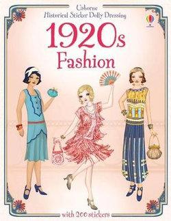 Historical Sticker Dolly Dressing