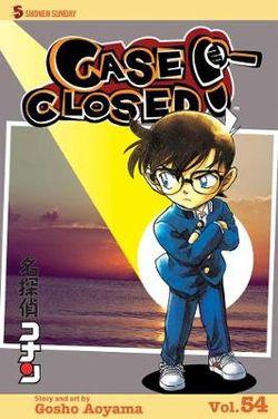 Case Closed, Vol. 54