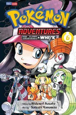 Pokémon Adventures: Black and White, Vol. 6