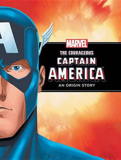 The Courageous Captain America