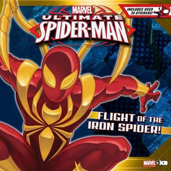 Ultimate Spider-Man Flight of the Iron Spider!
