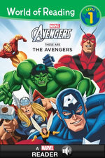 World of Reading Avengers: These Are The Avengers