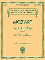Sonata in F Major, K. 376, for Violin and Piano