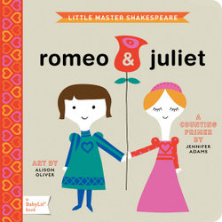 Romeo & Juliet: A BabyLit Counting Primer cover image