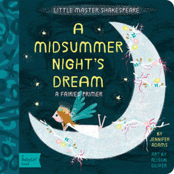 Little Master Shakespeare: A Midsummer Night's Dream cover image