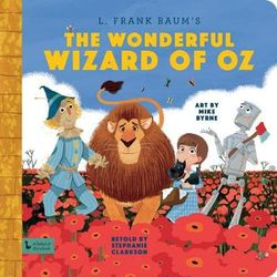 A BabyLit Storybook : The Wonderful Wizard of Oz