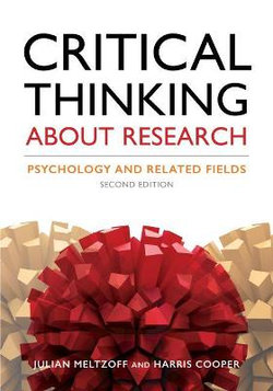 Critical Thinking about Research