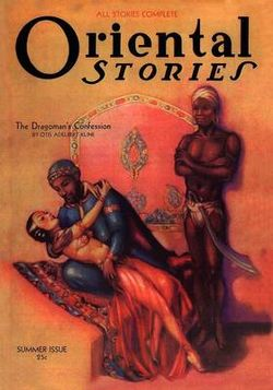 Oriental Stories, Vol 2, No. 3 (Summer 1932)