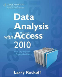 Data Analysis with Microsoft Access 2010