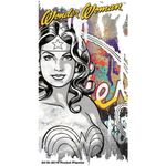 Wonder Woman 2018 Pocket Calendar