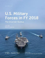 U. S. Military Forces in Fy 2018