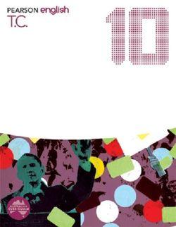 Pearson English 10 Teacher Companion