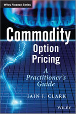 Commodity Option Pricing