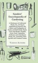 Sanders' Encyclopaedia Of Gardening