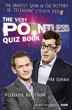 The Very Pointless Quiz Book