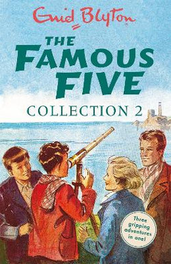 The Famous Five Collection 2