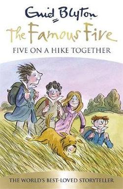 Five on a Hike Together