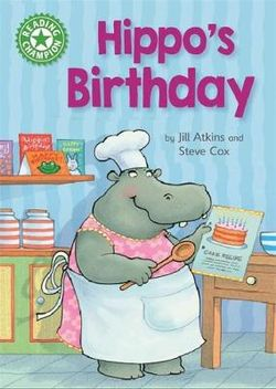 Reading Champion : Hippo's Birthday